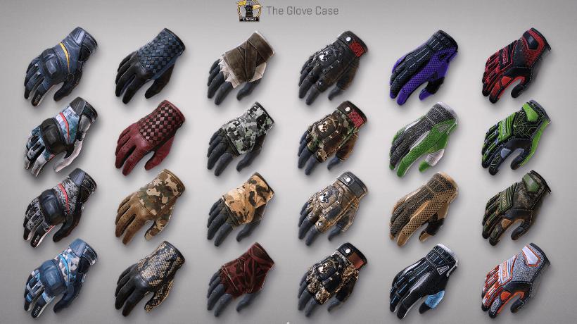 CSGO Handschuh Skins