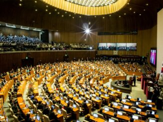 Südkorea Cheatergesetz