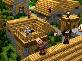 Minecraft Server Aufbauen