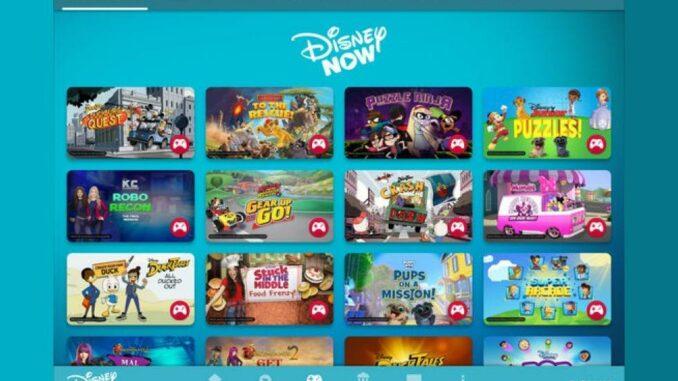 Disney now overwatch