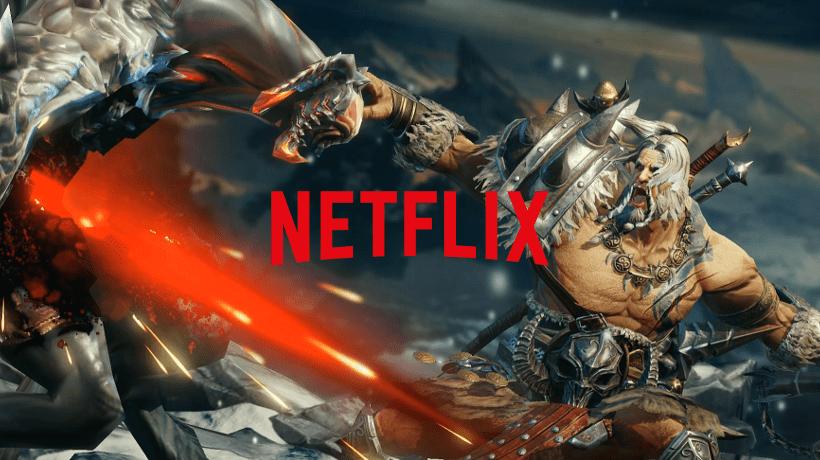 Diablo Netflix Serie