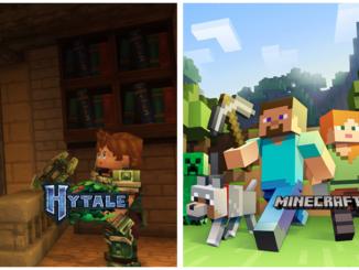 Hytale Minecraft