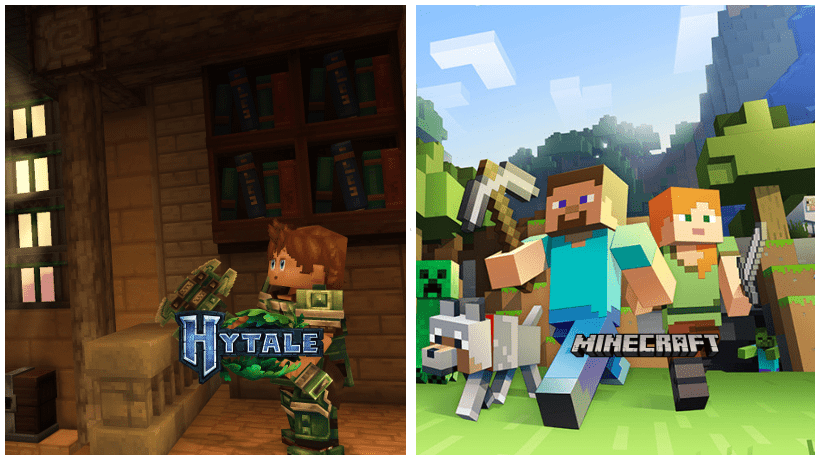 Hytale Minecraft
