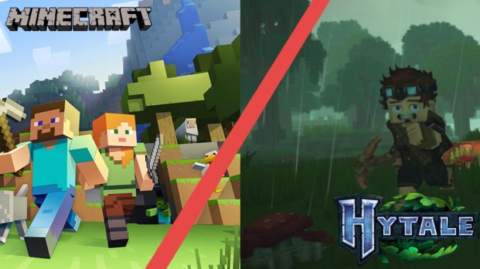 hytale versus minecraft