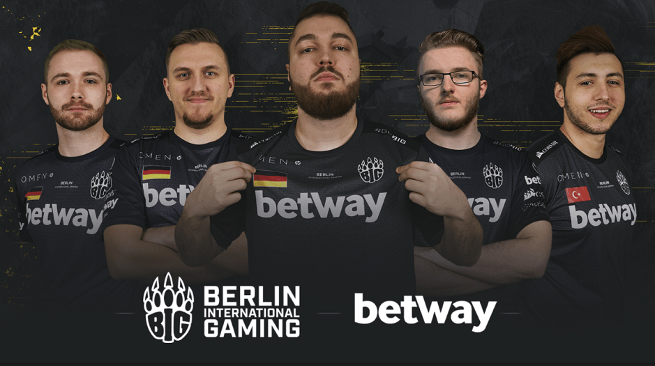 betway sponsor big