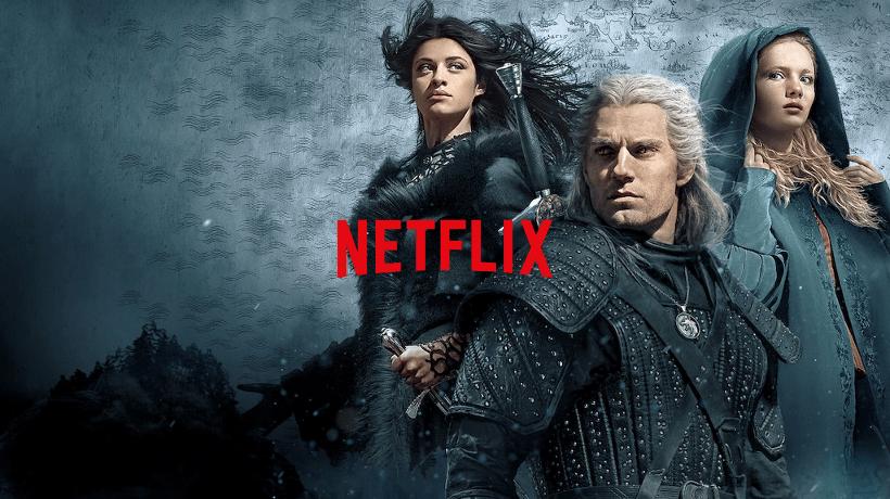 Witcher Netflix Serie