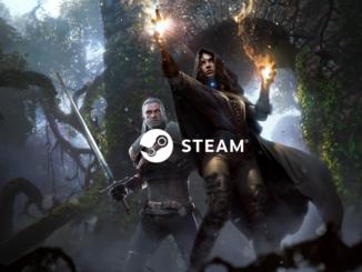 Witcher Steam