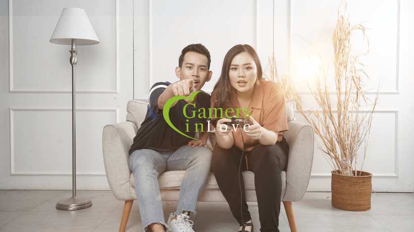 Gamers in Love