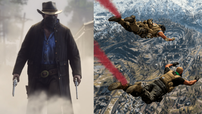 Take-Two Activision