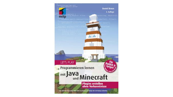 Minecraft Programmieren Buch