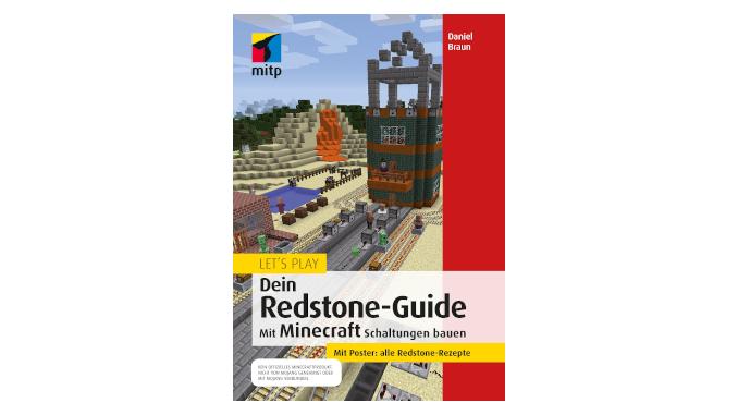 Minecraft Redstone Buch