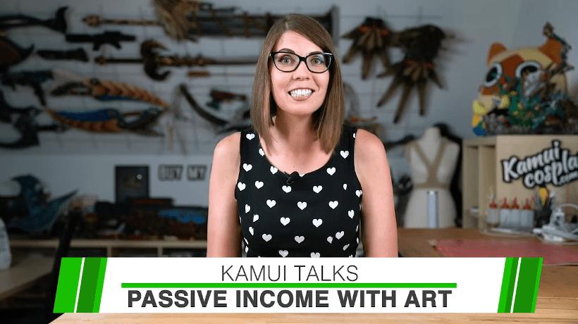 Cosplay passives Einkommen