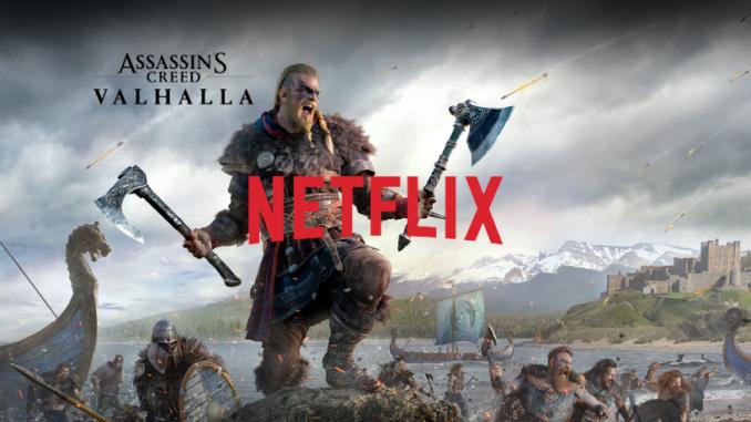 Ubisoft Netflix