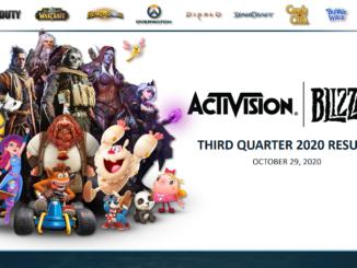 Activision Blizzard Quartalszahlen