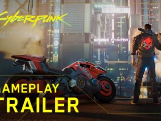 Cyberpunk Gameplay trailer