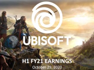 Ubisoft Geschäftszahlen