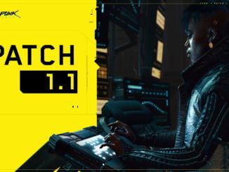 Cyberpunk Patch 1.1