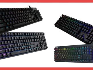 mechanische tastaturen