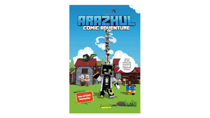 Arazhul Comic Adventure