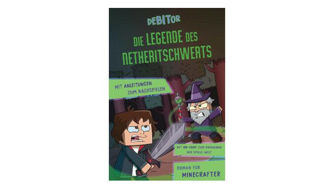 Minecraft Roman Die Legende des Netheritenschwerts