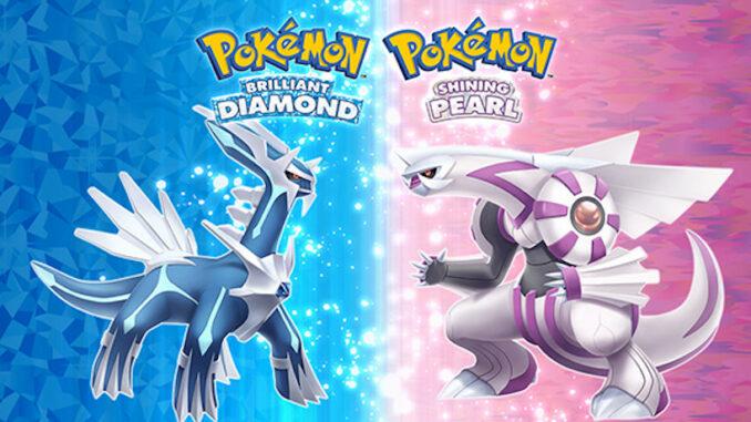 Brilliant Diamond Shining Pearl