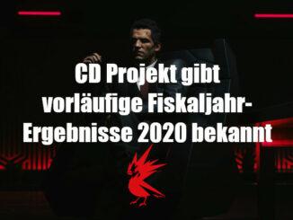 CD Projekt Fiskaljahr 2020