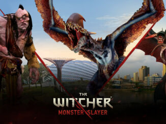Witcher Monster Slayer Regestrierung