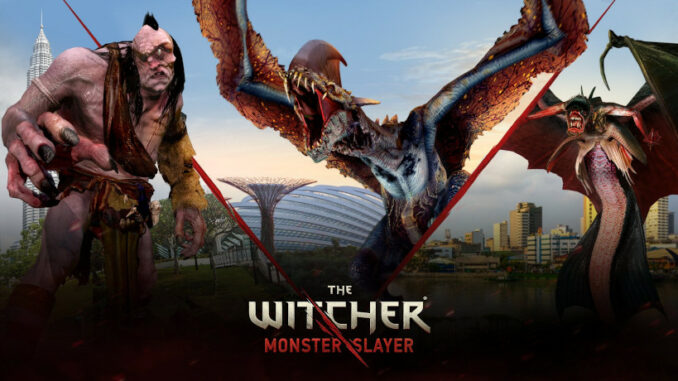 Witcher Monster Slayer Regestrierung