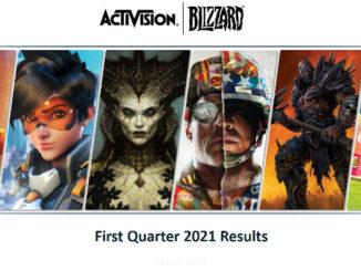 Activision Blizzard Q1 Zahlen 2021