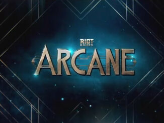 League of Legends Arcane