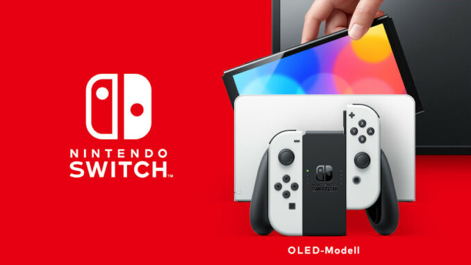 Switch OLED Modell