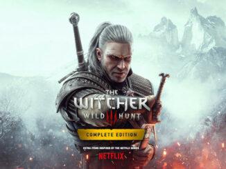 Witcher Nextgen Update