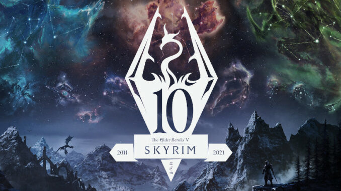 Skyrim 10 Jahre
