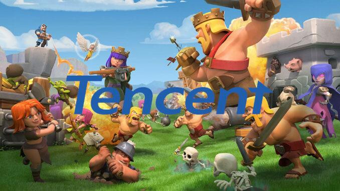 Tencent Aktie