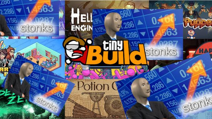 Tinybuild gekauft